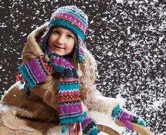Winter-Set für Kinder