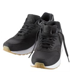 new arrival d1604 e17de A.P.C. x Nike Air Max Nike Air Max Black, Womens Leather Ankle Boots, Black