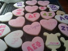 panhel cookies.