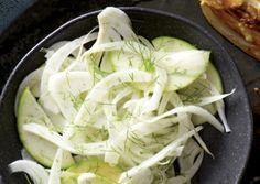 Vegan Shaved Fennel and Apple Salad | Vegetarian Times
