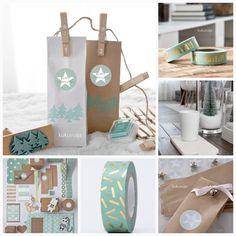 Weihnachten in Mint & Kraft (www.kukuwaja.de) Organisieren, Verpacken und Schenken leicht gemacht! #advent #weihnachten #christmas #geschenk #geschenkideen #geschenkverpackung #shopping #geschenkeausderküche #frommykitchen #backen #xmas #weihnachtsbäckerei #adventskalender #rezept #blog kukuwaja.blogspot.de