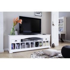 Found it at Wayfair - Provence Media TV Stand