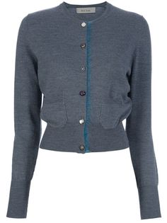 PAUL SMITH Cropped Cardigan