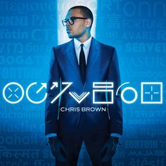 """Rolling Soul: Chris Brown divulga o tracklisting de seu novo álbum """"Fortune"""""""