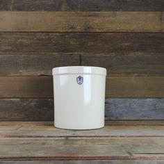 3 Gallon Fermentation Crock - Ohio Stoneware Pickling Crock