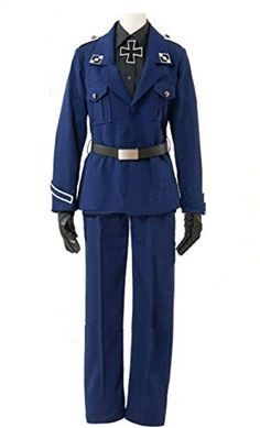 Vicwin-One Axis Powers Hetalia Prussia APH Cosplay Costume Outfits >>> You can find out more details at the link of the image.