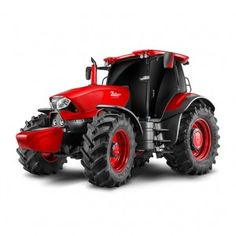 Ferrari doesn't make tractors. But if they did, they'd probably look a lot like this Zetor by Pininfarina Tractor. Only a concept - for now - this masculine farm machine was penned by the Italian design firm, and their racing. Alfa Romeo, Dubai, New Motorcycles, Heavy Machinery, Transportation Design, Motorcycle Helmets, Heavy Equipment, Concept Cars, Cars