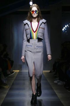 Marco de Vincenzo Fall Winter 2015 Ready to Wear Collection in Milan