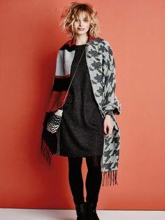 Sandwich fashion Winter – Look 6