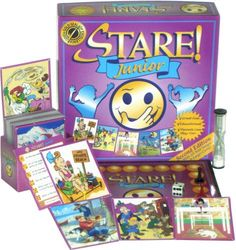 STARE! JUNIOR Game – 2nd Edition