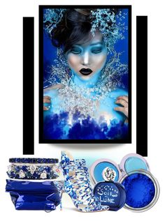 """""""Ice on my face #2."""" by babysnail ❤ liked on Polyvore featuring Marni, FerrariFirenze, Sisley and Sophia Webster"""