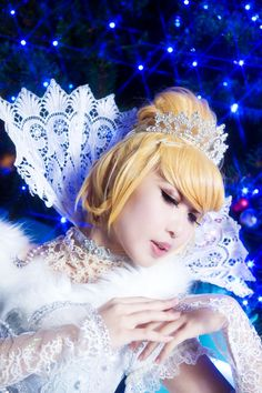 Cinderella #cosplay Photo taken by Ophelia Chan(雪嵐)