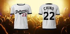 Camiseta Deftones MLB