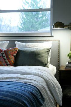 Master bedroom, Sconces: bedside sconce 2