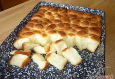 Dukatenbuchteln - a super dough Slovak Recipes, Czech Recipes, Czech Desserts, Baking Recipes, Dessert Recipes, Most Popular Desserts, Best Pancake Recipe, Bread And Pastries, Food Humor
