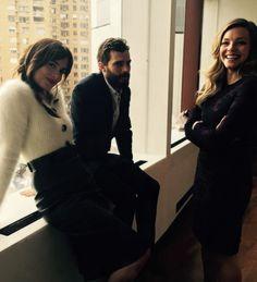 Jamie, Dakota and Eloise