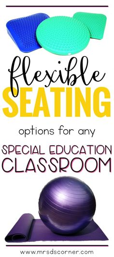 Flexible seating opt