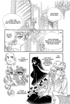 Versailles no Bara Manga Vol.5 Ch.0 Page 17
