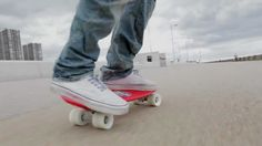 Stereo Skateboards Vinyl Cruiser Board Clip