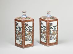 A&J Speelman Oriental Art | Japanese & Korean | Porcelain | A pair of…