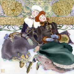 Artodyssey: Masha Kurbatova - Мария Курбатова - Maria Kurbatova