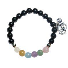 Seven Chakra Balancing Bracelet – InJewels Healing Jewelry
