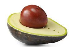 Avocado Salt and Pepper Shakers