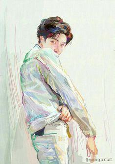 Namjoon fanart |♡