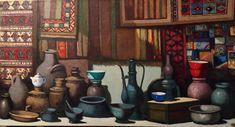 FOR SALE Bu artist, painter Mehemmed Orucov