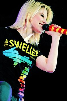 Hayley of Paramore