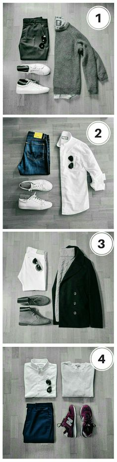 Basic fits every man should have these in there collection..
