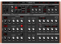 Infected Sounds announces Mini-g VST plugin synth is now free