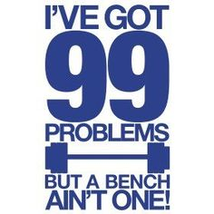 LOVE THIS! Right in line with my 100lbs bench press project! #fitness
