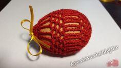 Horgolt tojástakaró 7. - Kreatív+Hobby Alkotóműhely Easter Eggs, Crochet Earrings, Crochet Patterns, Crochet Hats, Album, Easter, Flower Crochet, Knitting Hats, Crochet Pattern