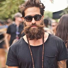 #Hipster #beards have become some of the most sought after #beardstyles in recent times.