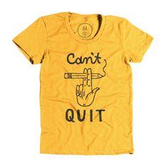 Can't Quit | Cotton Bureau/Mary Kate McDevitt