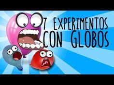 6 experimentos para hacer en familia (RECOPILACIÓN) - YouTube