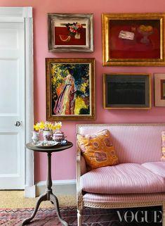 Sophie Conran, Interior Design Inspiration, Room Inspiration, Vogue Home, Artwork For Home, Vogue Living, Ivy House, Guest Bedrooms, Decoration