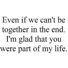 Forever and always ❤