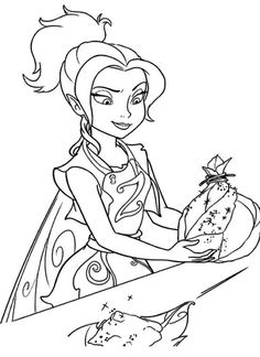 Pirate Fairy; Tinker Bell; Zarina | Fey | Pinterest ...
