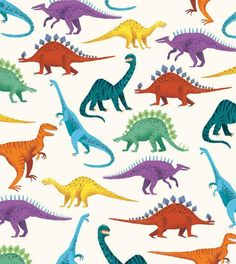 Dinosaur Colour Kids Indie Jurassic T-rex Design by wearecasehype Motifs Textiles, Textile Patterns, Surface Pattern Design, Pattern Art, Cool Patterns, Print Patterns, Jurassic World Poster, Illustration Arte, Pattern Illustrations