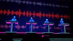 Kraftwerk concert in St. Petersburg  #Kraftwerk3D #Kraftwerk #KraftwerkSPb #thecatalogue Computer Love, Tvs, Concert, Music, Youtube, Futurism, Germany, Europe, Musica
