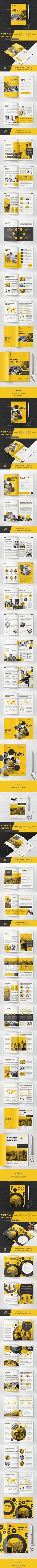Bundle Company Profile - Corporate Brochures