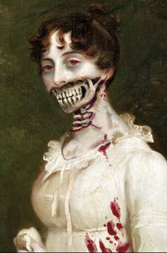 """""""It is a truth universally acknowledged that a zombie in possession of brains must be in want of more brains."""" Pride And Prejudice And Zombies finally gets ready to start shooting."""