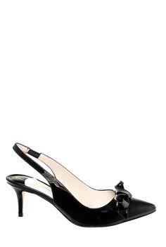 f5caa808749 1950s-now. Kitten Heel Sling Back Pumps from Ivanka Trump s shoe line. Style