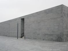 David Chipperfield - Extension to San Michele Cemetery, Venice