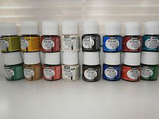 Pebeo Vitrail Transparent -  Glossy - Glass Paint 45ml - Select Your Colours