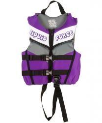Liquid Force Dream Child CGA Wakeboardweste purple