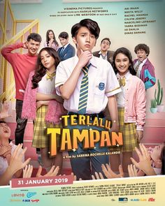 Terlalu Tampan poster, t-shirt, mouse pad All Korean Drama, Annabeth Gish, Lynn Collins, Brendan Fraser, Good Movies To Watch, Drama Film, Official Trailer, Film Movie, Handsome Boys