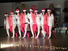 Ward Christmas Party, Christmas Dance, Christmas Program, Christmas Concert, Christmas Bells, Family Christmas, Illusion Costumes, Dance Humor, Talent Show